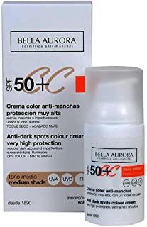 Bella Aurora Crema Facial SPF 50+ Anti-Manchas