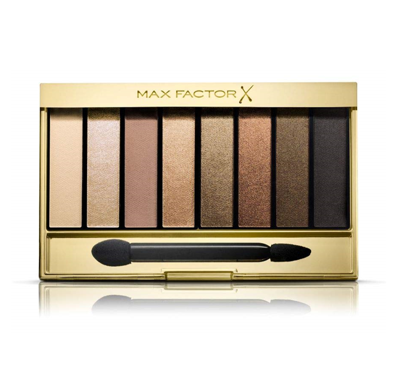 Max Factor Masterpice Nude Palette Sombra Tono 02 Golden Nudes - 63,4 gr