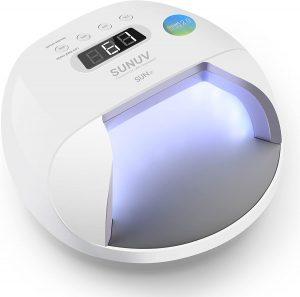 Lámpara uñas UV LED