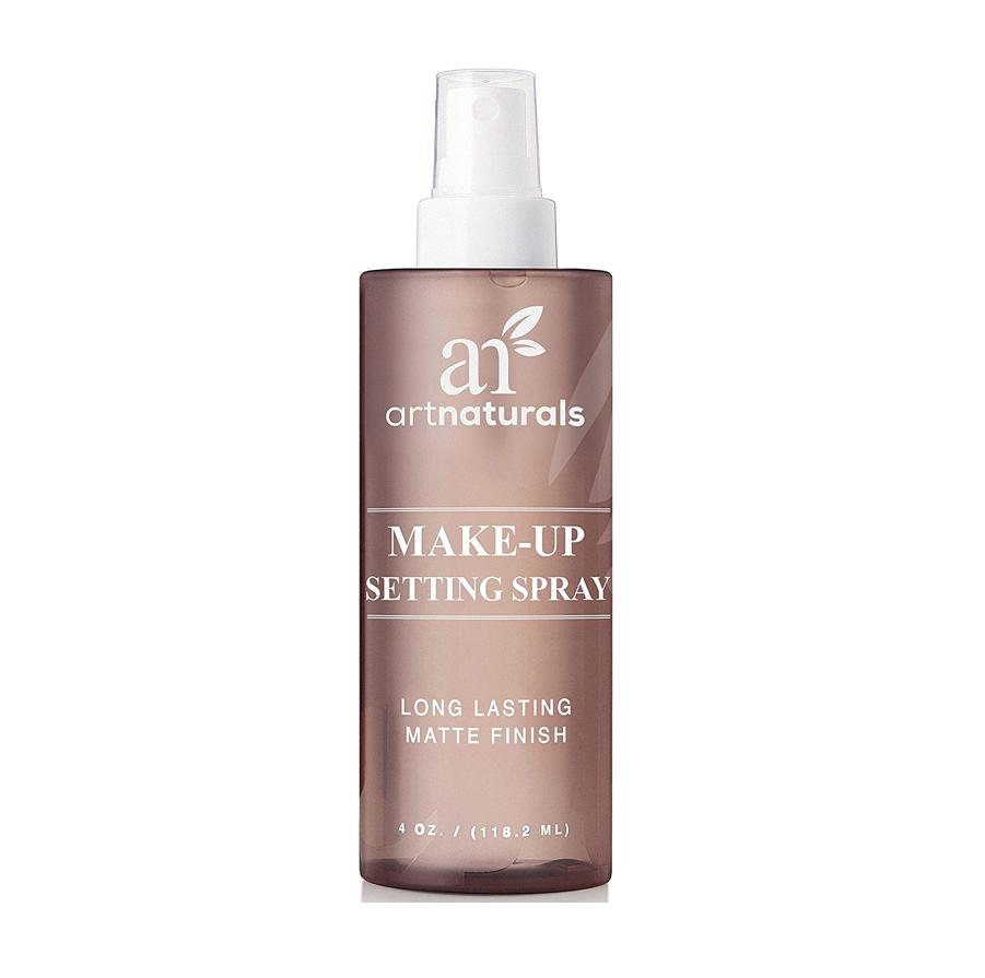 ArtNaturals Spray Fijador De Maquillaje - (4 Fl Oz/120ml) - Acabado Mate - Matte Makeup Setting Spray