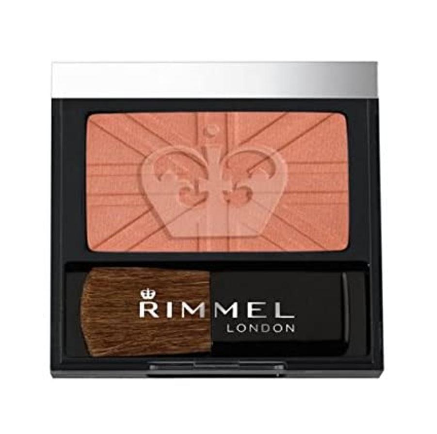 Rimmel London Lasting Finish Mono Blush Colorete Tono 190 Coral - 30,7 gr